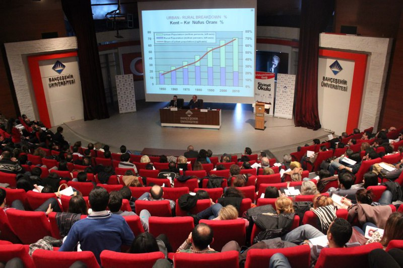 Bahçeşehir Üniversitesi Siyaset Okulu 9 Dördüncü Hafta