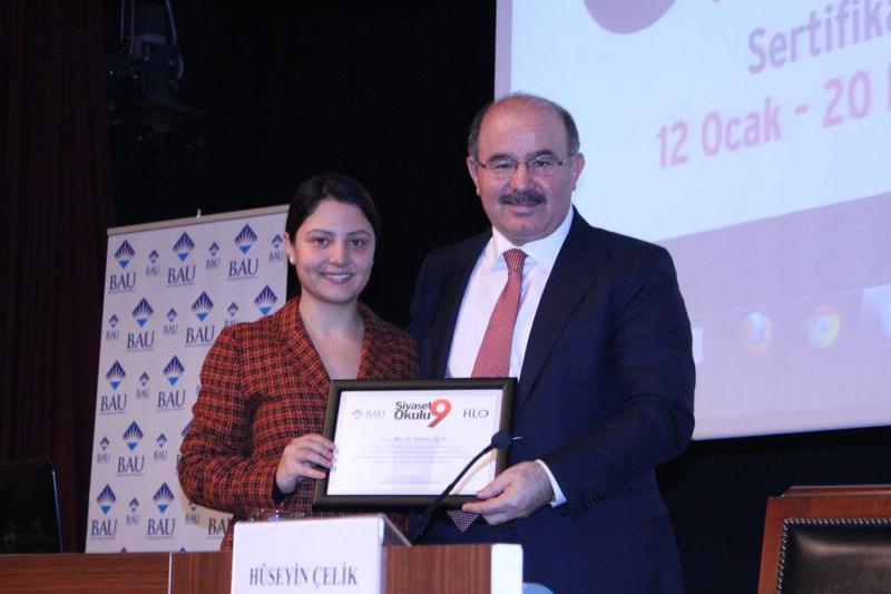 Bahçeşehir Üniversitesi Siyaset Okulu 9, Altıncı Hafta