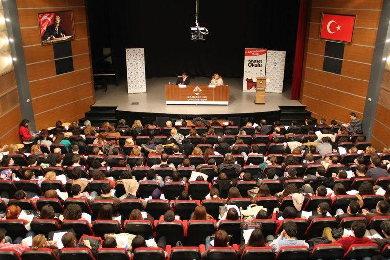 Bahçeşehir Üniversitesi Siyaset Okulu 9, Yedinci Hafta