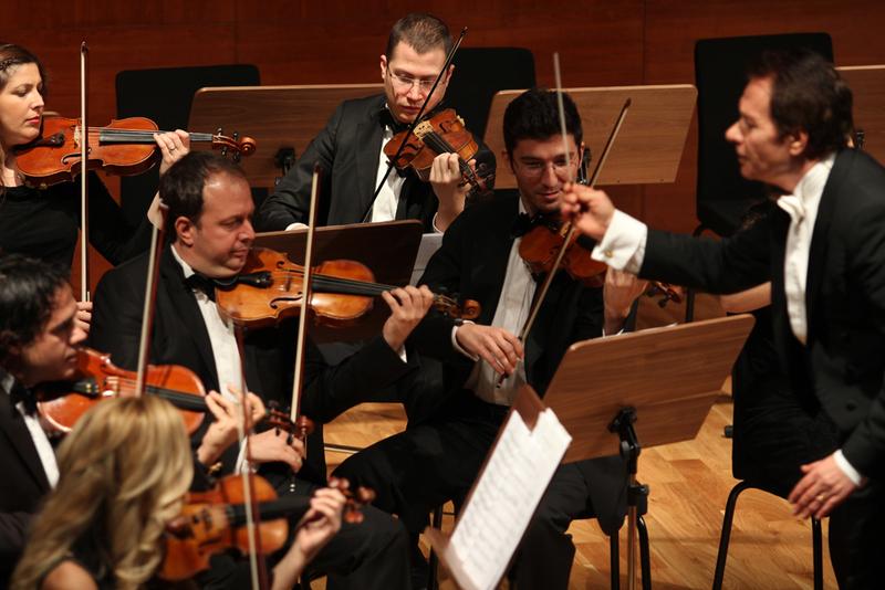 BAU Oda Orkestrası 28 Şubat 2013 Konseri