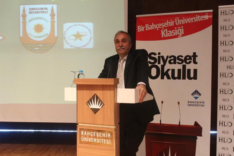 Bahçeşehir Üniversitesi Siyaset Okulu 9, Dokuzuncu Hafta