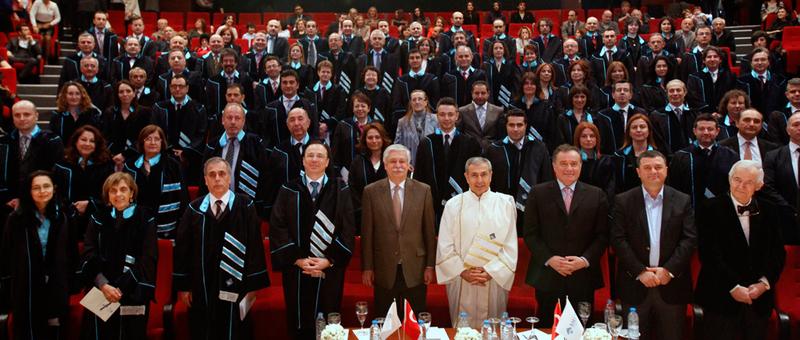 BAU Tıp Fakültesi Tıp Bayramı'nı Kutladı