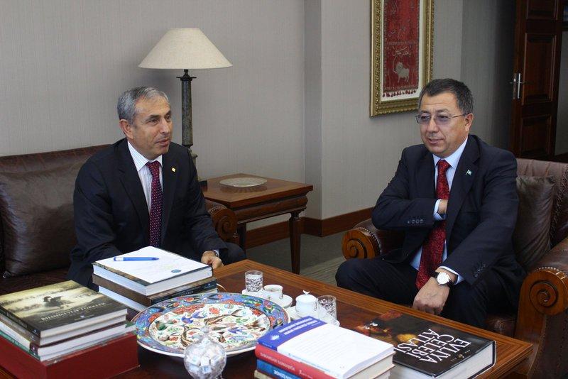 bau, international office, kazakistan, erasmus, exchange