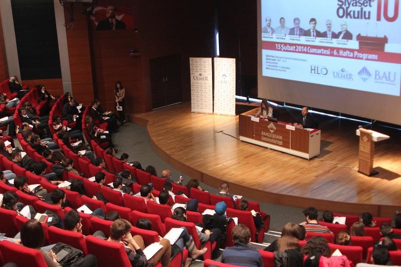 Bahçeşehir Üniversitesi Siyaset Okulu 10, Altıncı Hafta
