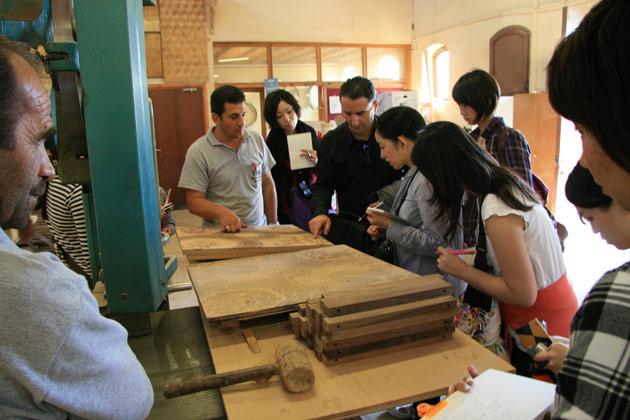 bau, mimarlık fakültesi, mimarlık, japonya, icsa, yaz okulu