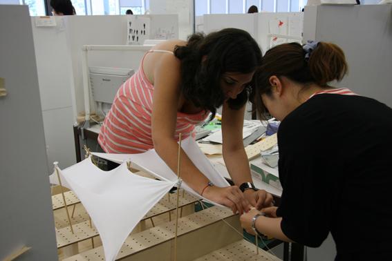 bau,mimarlık, yaz okulu, tasarım, japonya, icsa