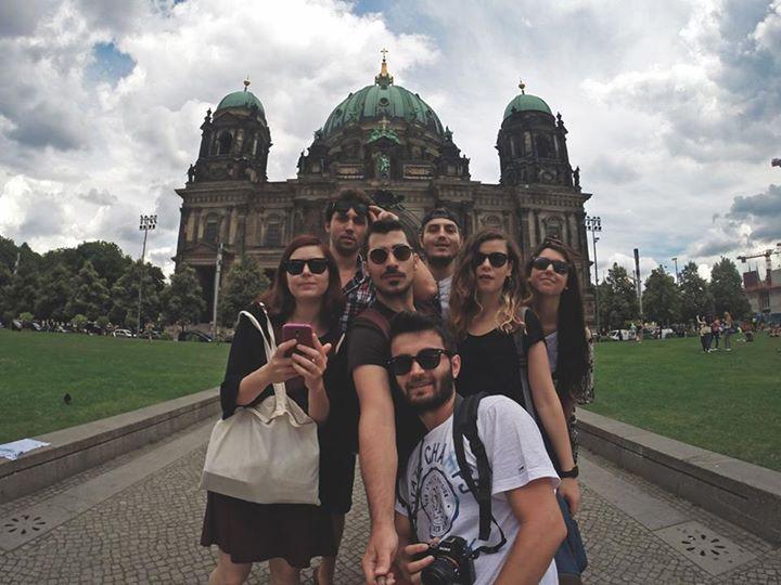 Bahçeşehir Üniversitesi Fotoğraf ve Video - Berlin Yaz Okulu