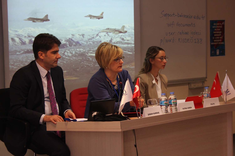 Bahçeşehir Üniversitesi NATO Strategic Military Partners